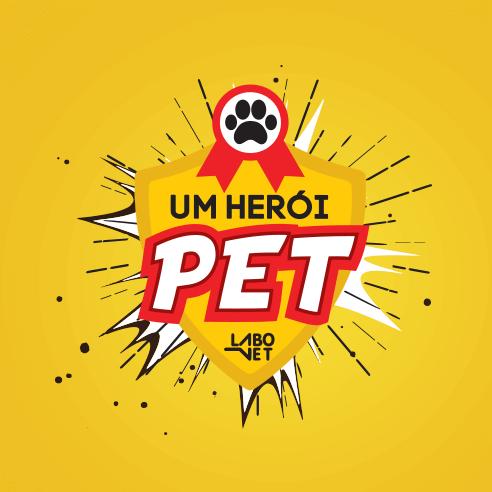 Logo Um Herói Pet
